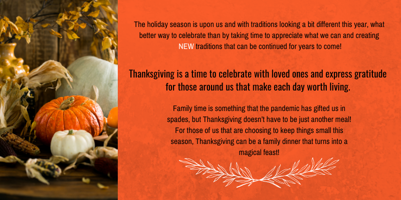 Fun Ways to Celebrate Gratitude on Thanksgiving Blog Post