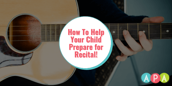 BLOG: How To Prepare for a Music Recital